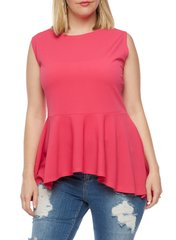 Proper Peplum Top (More Colors)