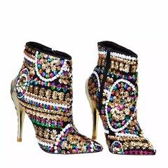Lavishness Ankle Boot