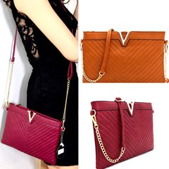 V Crossbody (More Colors)