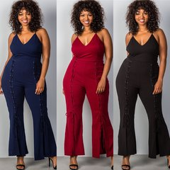 Stunning Plus Jumpsuit