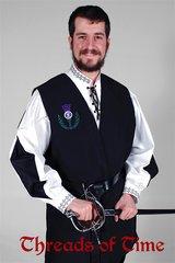 Thistle Long Vest