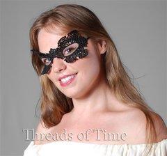Lace Mask - Snowflake B