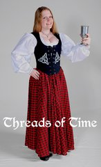 Celtic Bodice