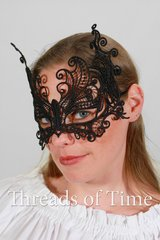 Lace Mask - Baroque 1