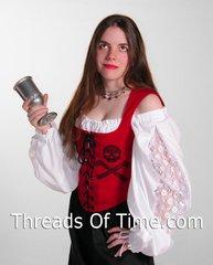 Pirate Bodice