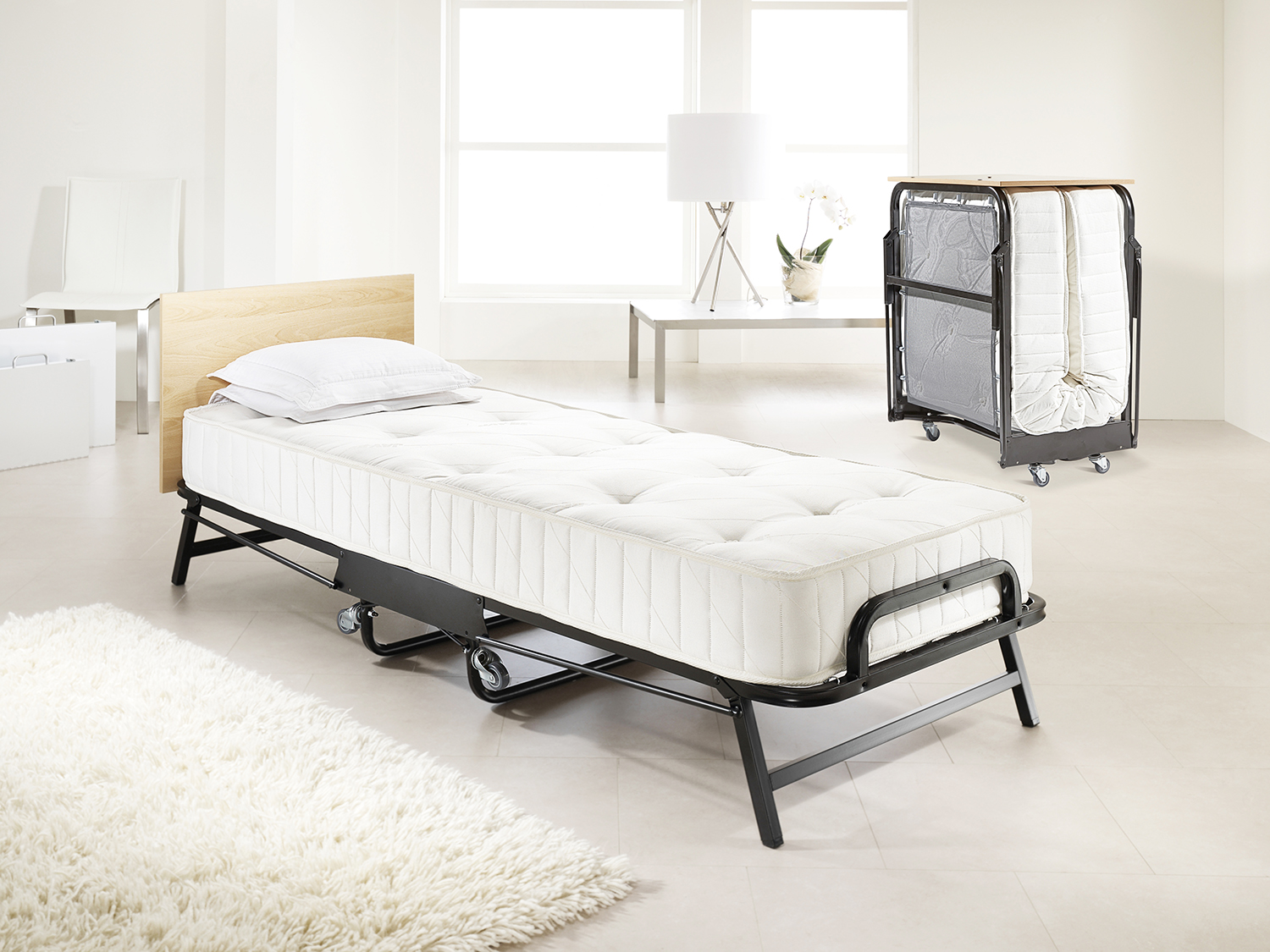 Jay Be Crown Premier Folding Bed With A Deep Filled