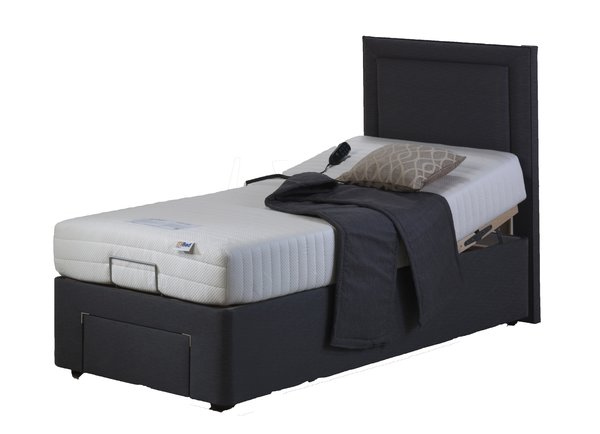 Are Adjustable Beds Worth It : Furmanac mibed vanessa memory ct pocket electric bed