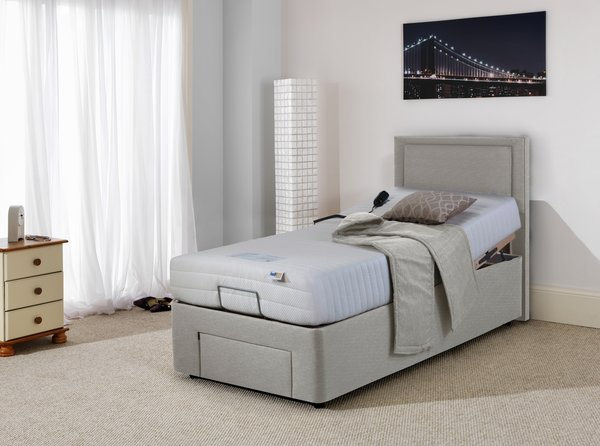 Are Adjustable Beds Worth It : Furmanac mibed whitney memory foam adjustable bed vat free