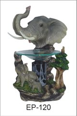 Elephant Poly Resin Burner