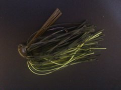 Serious Jig 1/4oz Split Pea
