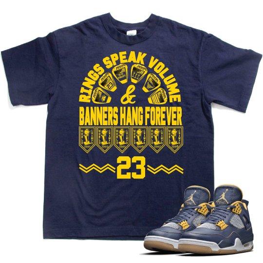 Dunk From Above AIr Jordan 4 shirt