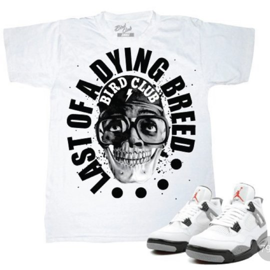 """AIR JORDAN CEMENT 4 """"LAST OF A DYING BREED"""""""