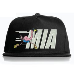 RUN MIAMI SNAP BACK