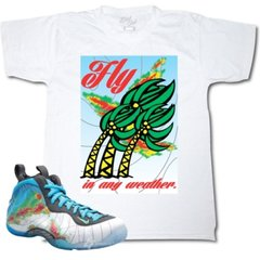 NIKE FOAMPOSITE WEATHERMAN TEE