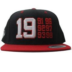 Bulls 3 peat dynasty snapback