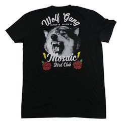 Bird Club Wolf Gang tee
