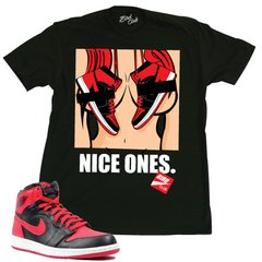 "Air Jordan 1 OG High ""Nice Ones"" shirt"