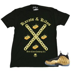GOLD FOAMPOSITE TEE