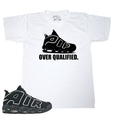 "Air Pippen ""PIP Overqualified"" shirt"