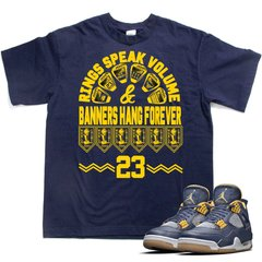 Dunk From Above AIr Jordan 4 shirt