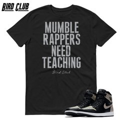 High Shadow Jordan ones shirt