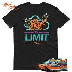 SKY'S THE LIMIT AIR MAX 98 CONES SHIRT