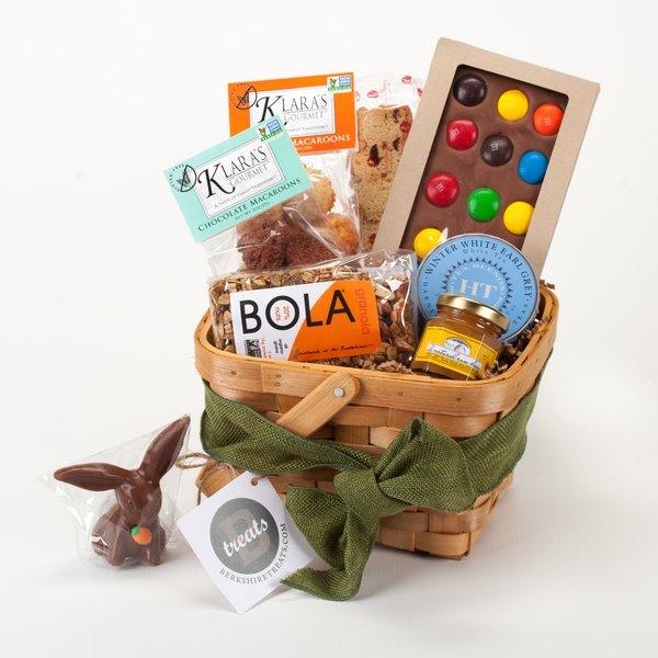 Hoppy treat easter gift basket small berkshire treats hoppy treat easter gift basket small negle Choice Image