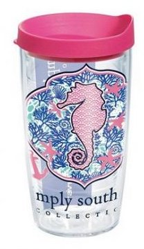 Simply Southern Seahorse Wrap Design