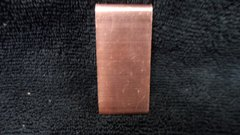2OZ Unstamped Raw Materials 99.9% Pure Copper Bullion Bar