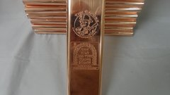 Kilo AL Capone .999% Pure Copper Bullion Bar