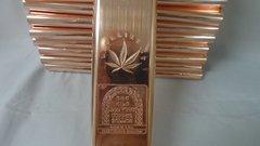 Kilo Legalize It 99.9% Pure Copper Bullion Bar