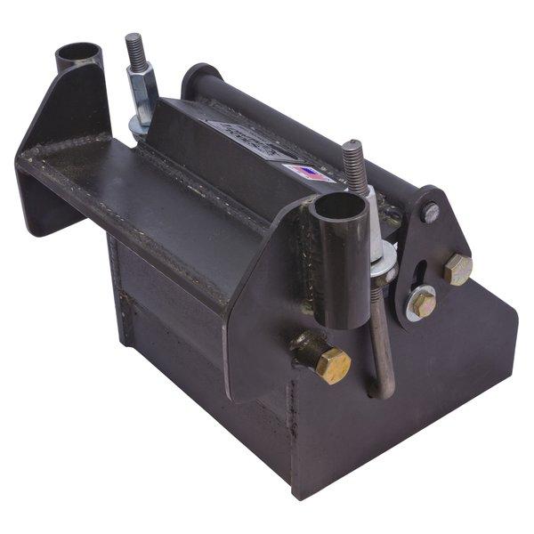 Lowbuck Plate brake