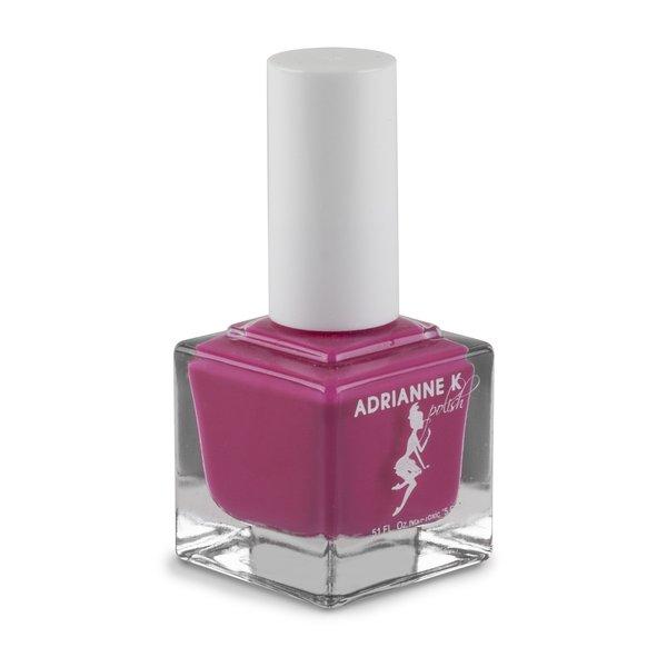 organic 5Free Fuchsia Pink Nail Polish Pink Thorn vegan bpa free ...