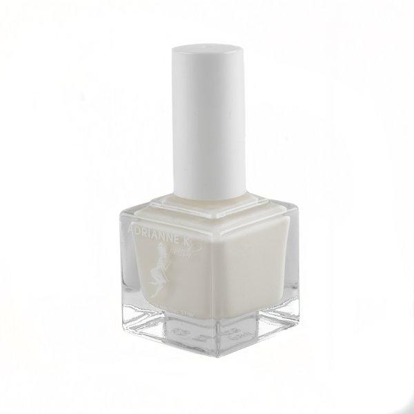 ADRIANNE K, Non-toxic 7 Free, Sheer Off-white Nail Polish, Angelica ...