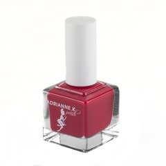 ADRIANNE K, NONTOXIC BRIGHT RED NAIL POLISH, YOUR HOTNESS, .51 FL OZ. VEGAN