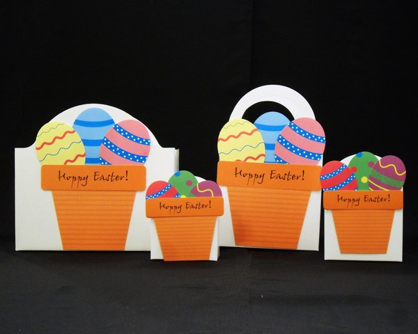 Easter flower pot with eggs gift box hah designs flower pot with eggs negle Image collections
