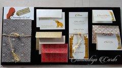 Heritage from Samvadiya Cards - Wedding Invitation Sample Board (for approved Samvadiya dealers only)