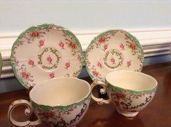 The Queen's Tea Set - Pick Two