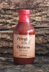 PRIVATE STOCK 1 ALARM GLUTEN FREE BBQ SAUCE