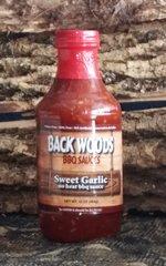 SWEET GARLIC BBQ SAUCE GLUTEN FREE