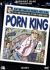 Midnight Blue Collection Volume 5: Porn King DVD
