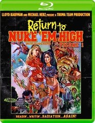 Return To Nuke Em High Volume 1 Blu-Ray