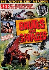 Brutes And Savages DVD