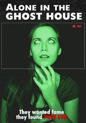 Alone In The Ghost House DVD