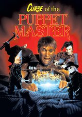 Curse Of The Puppet Master DVD