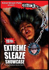 42nd Street Pete's Extreme Sleaze Showcase 8mm Madness Series Part V DVD