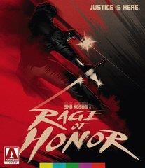 Rage Of Honor Blu-Ray