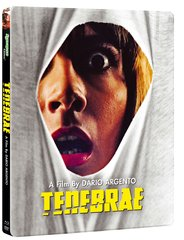 Tenebrae Blu-Ray/DVD/CD Steelbook