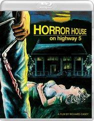 Horror House On Highway 5 Blu-Ray/DVD