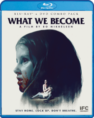 What We Become Blu-Ray/DVD